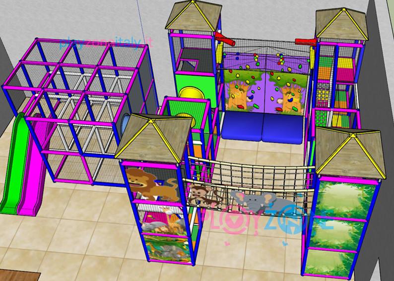 Giochi planimetria 3d playzone italy for Planimetria 3d