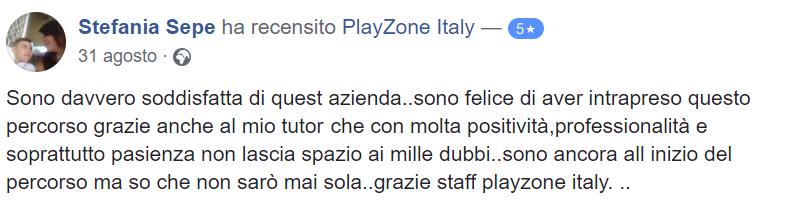Opinioni Playzone